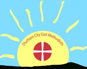 Durham City East Methodists logo