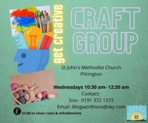 Pittington Craft Club
