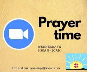 Video camera prayer time